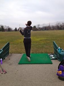 Zach Golf 2